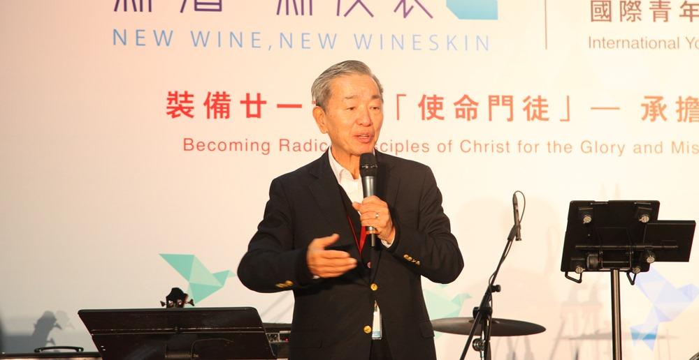 此次營會的籌委會主席蔡元雲醫生,創辦突破機構,同時是華福常務委員會主席,一直對於培訓散居全球各地的華人使命門徒很有負擔。