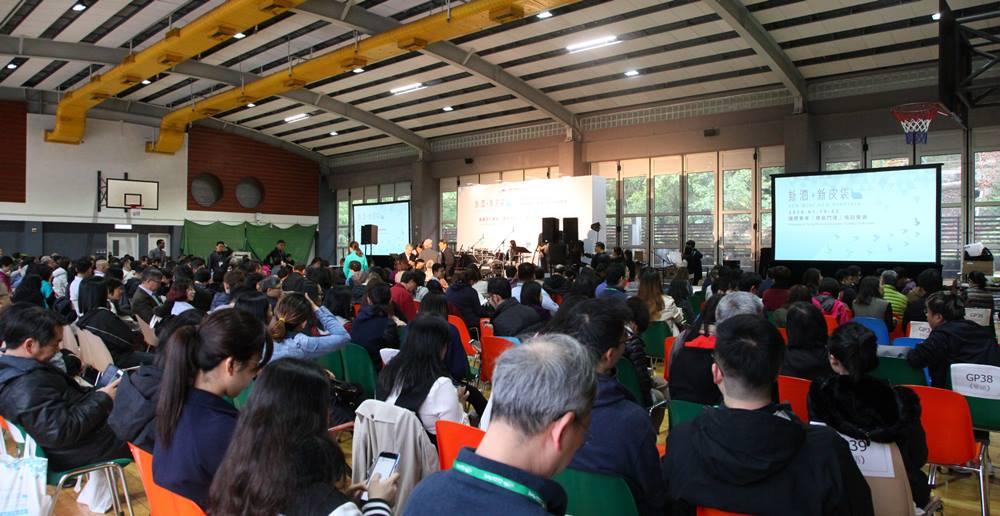 營會的參與者來自世界各地,除了華人,並有不同民族人士。