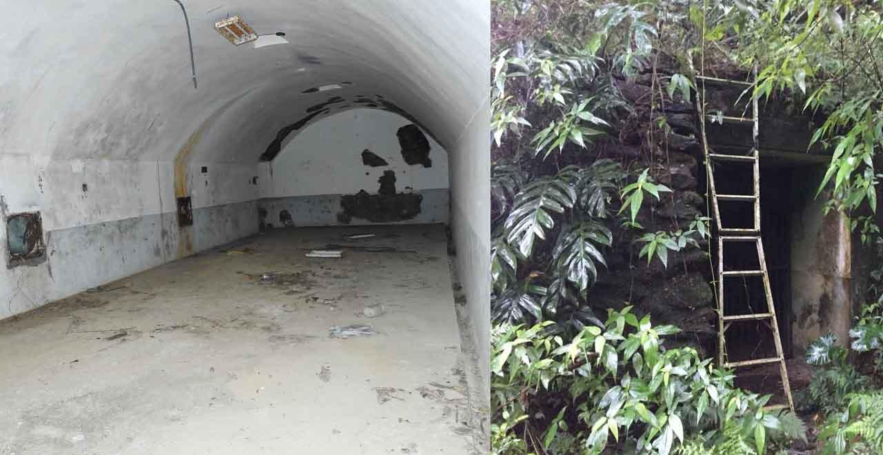 第四個碉堡,位於隱密處,有代禱者入內禱告時,發現特別有神的同在,因此被規劃為禱告中心的預定地點。