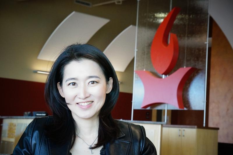 國際禱告殿大學(IHOPU)中文部主任Nicole深信,神將興起華人成為先鋒者,迎接神的再來。