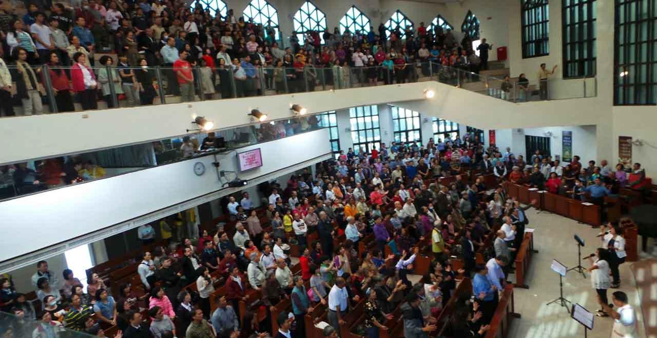 長老教會南部五中會「長執培靈會」,打破近年來的長老教會長執研習會參與紀錄。