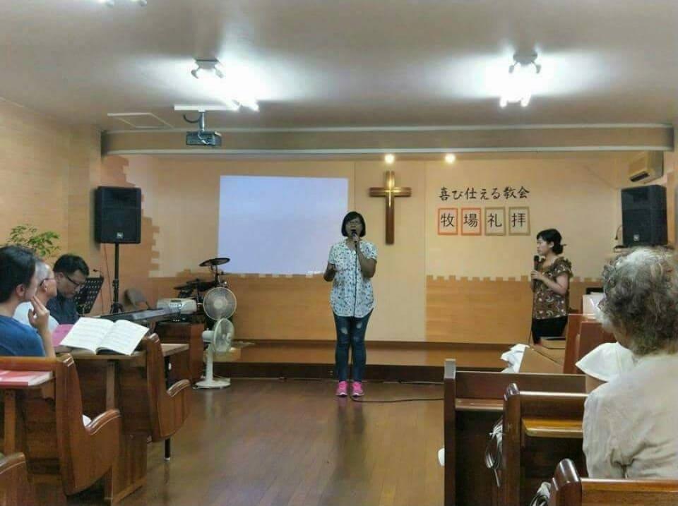 目前在日本已建立小組,並借用大阪登台教會的場地聚會。去年日本宣教的同工中,有9位回應神的呼召,願意成為全職傳道人。