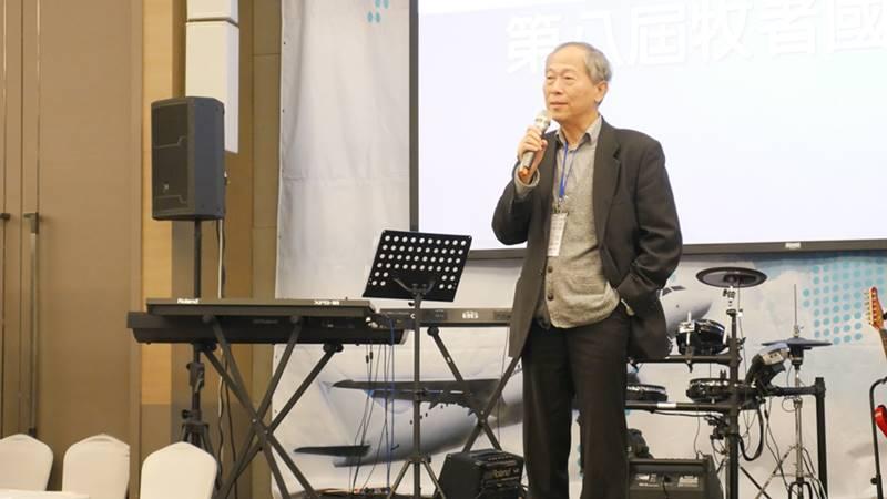 台基盟理事長楊寧亞牧師回憶為期3天的活動中,最寶貴的就是家庭主流化,以及連結的重要性。